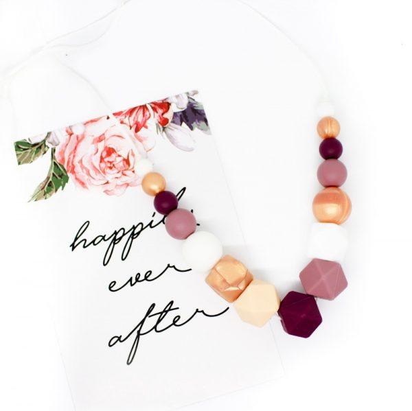 Zoe Silicone Necklace