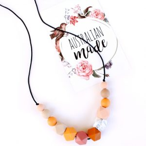 tori silicone necklace